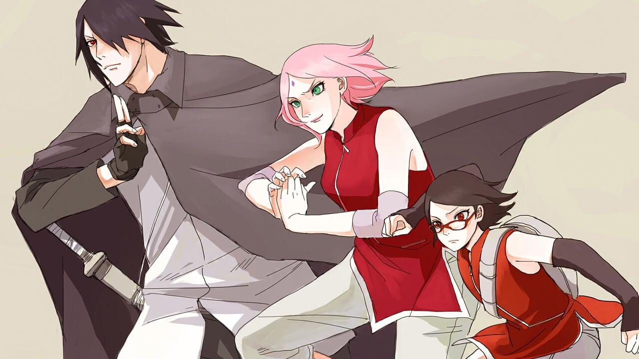 Uchiha Clan Arc Coming to Boruto Anime