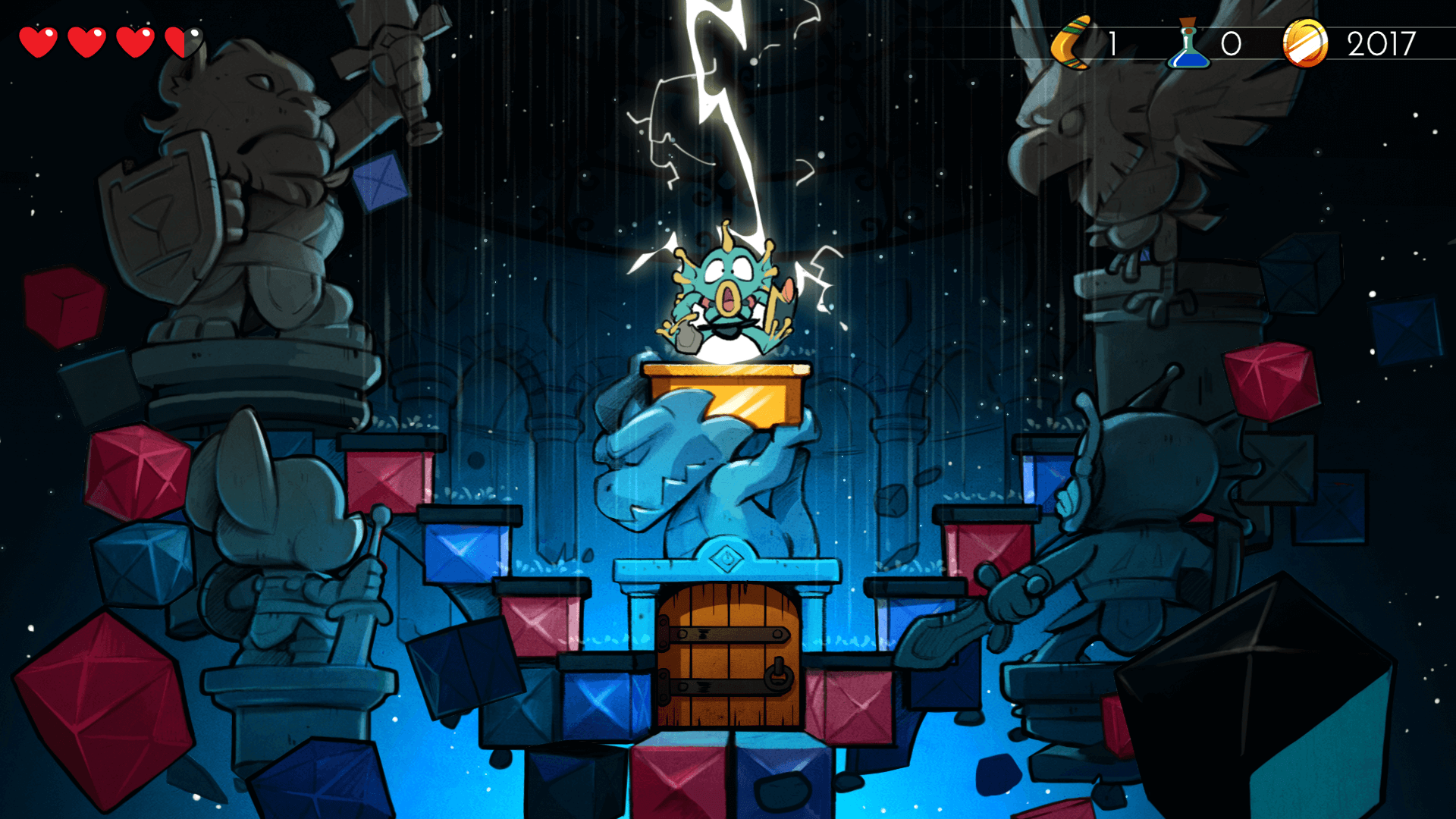 Wonder Boy: The Dragon's Trap Review
