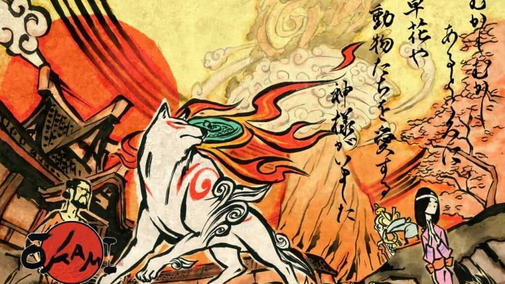 Rumor: Okami HD Remaster Might Release This Year