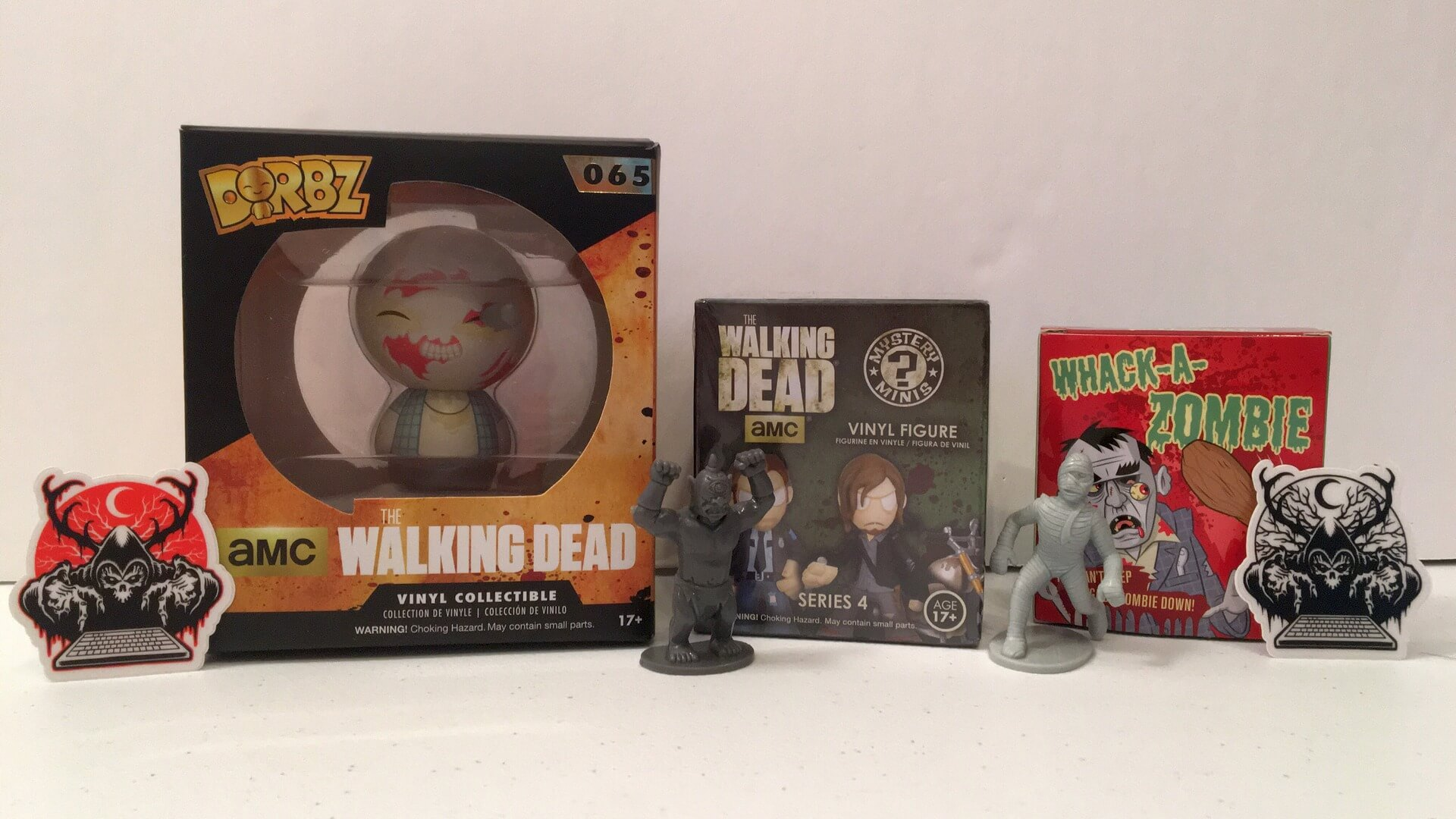 Box of Dread Brings The Walking Dead, Hatchet and Evil Dead 2 - Review