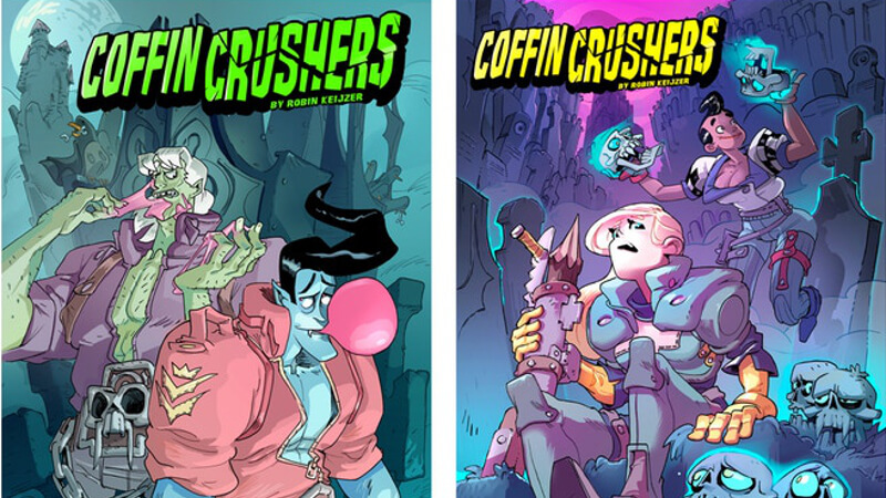 Coffin Crushers