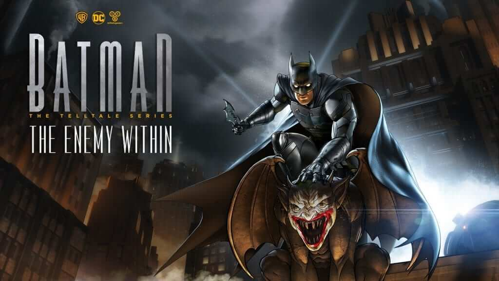 Batman: The Enemy Within - Episode 1: The Enigma Review
