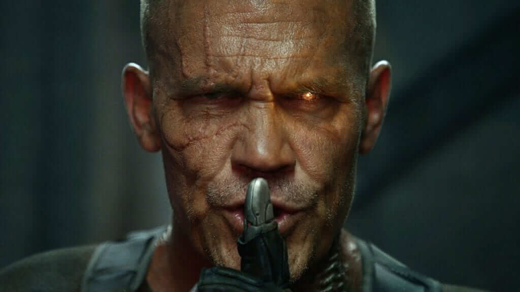 Ryan Reynolds Tweets First Peek at Josh Brolin as Cable