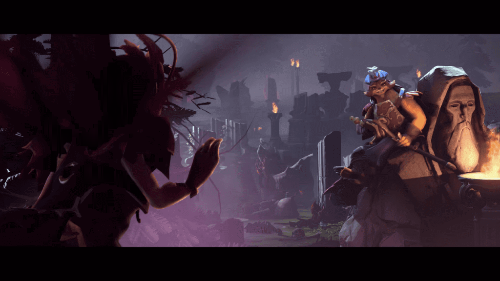 Dota 2 Introduces Two New Characters in New Trailer