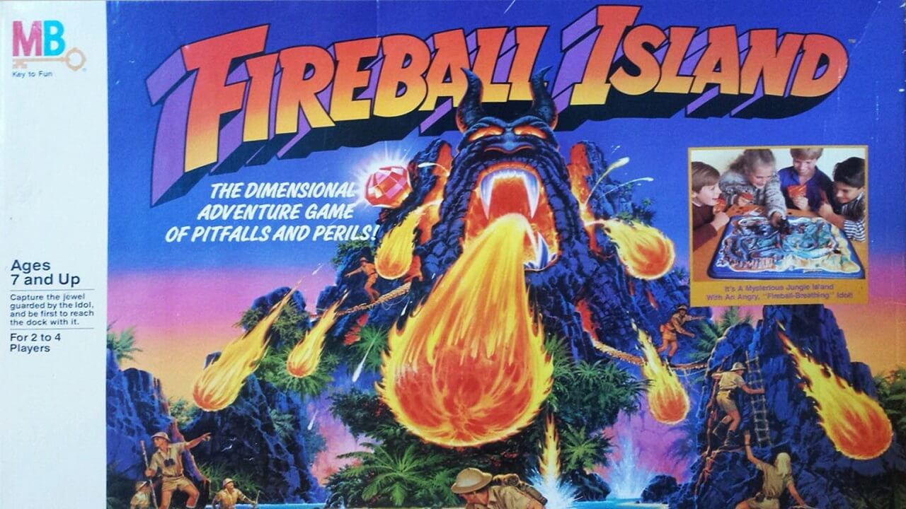 Classic Board Game Fireball Island Is Getting A Sequel