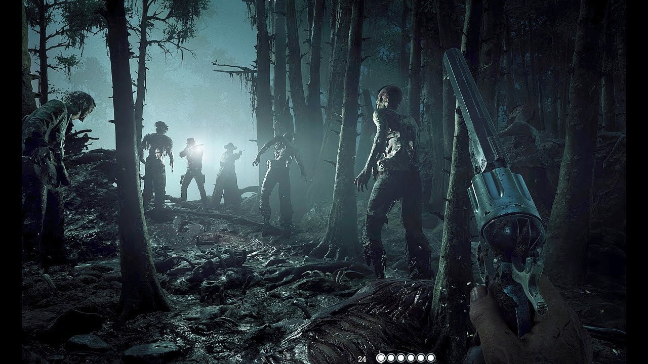 Hunt: Showdown Releases First Developer Diary