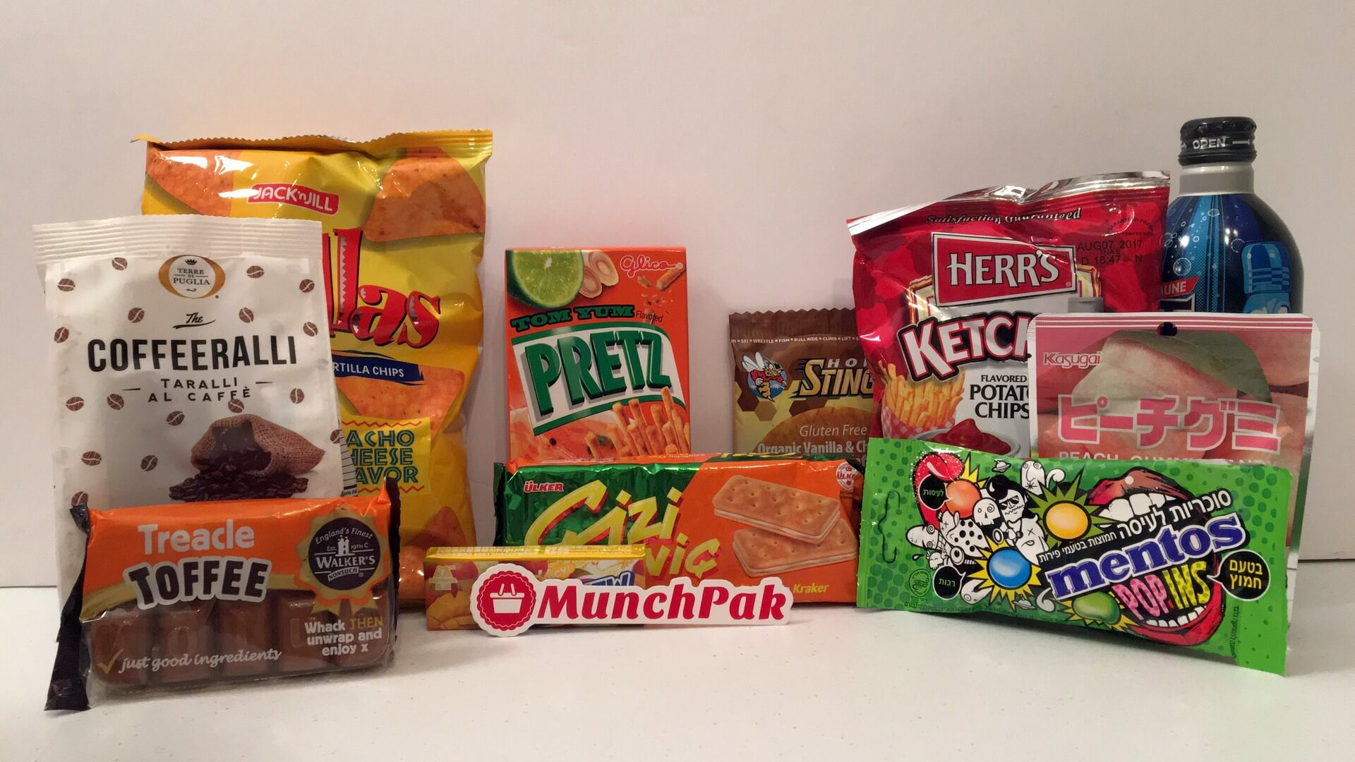 MunchPak: Make it Your Monthly Snack Refill - Review