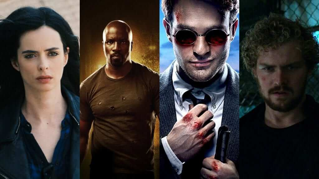 Netflix's The Defenders Confirmed for Avengers 4?