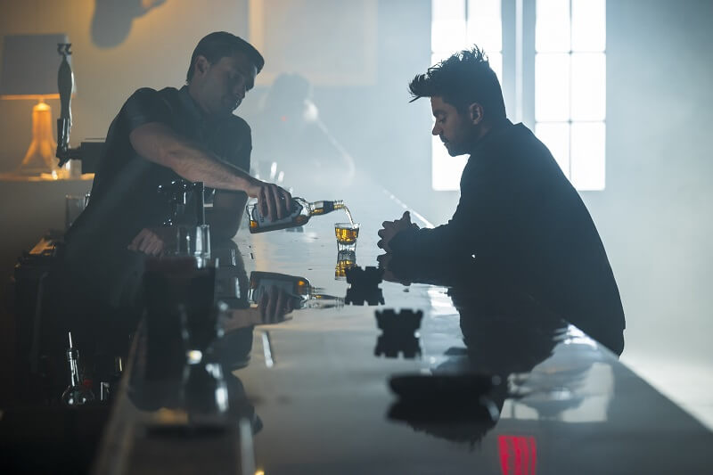 Dominic Cooper as Jesse Custer - Preacher _ Season 2, Episode 9