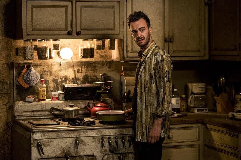 Joseph Gilgun as Cassidy- Preacher _ Season 2, Episode 9