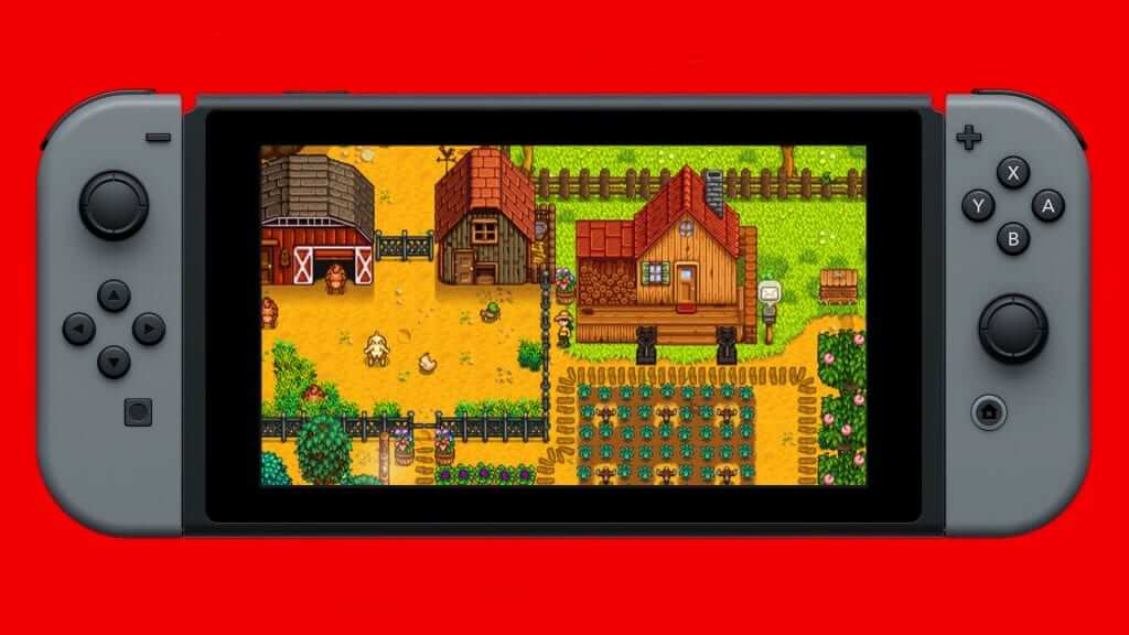 Chucklefish Expects Stardew Valley to Be Ported to the Switch this Year