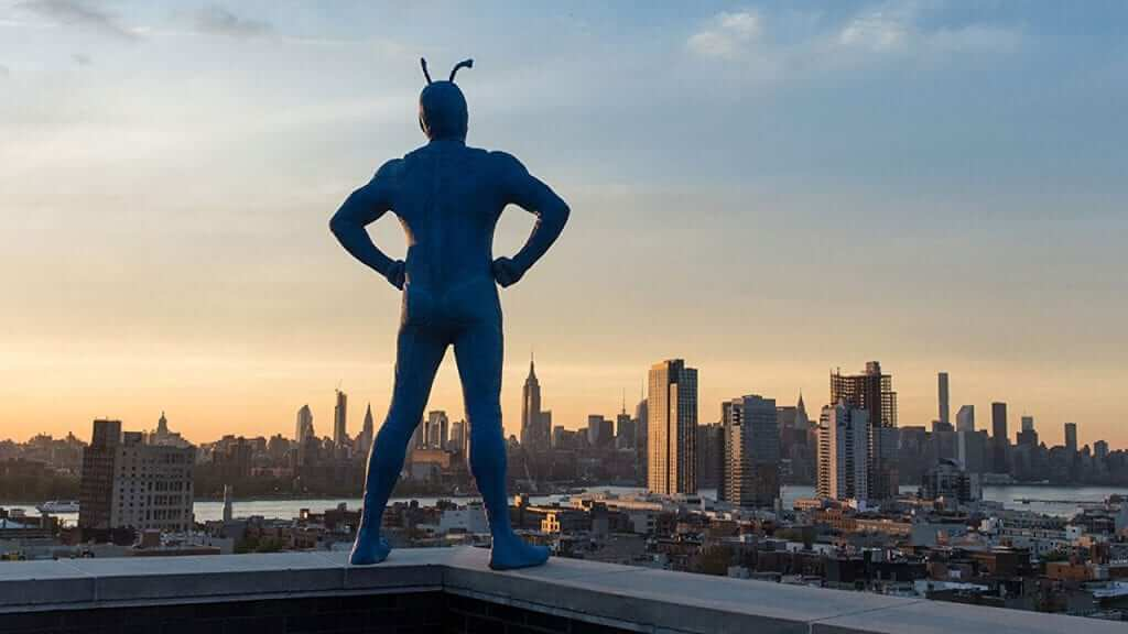 The Tick: Season 1 Review