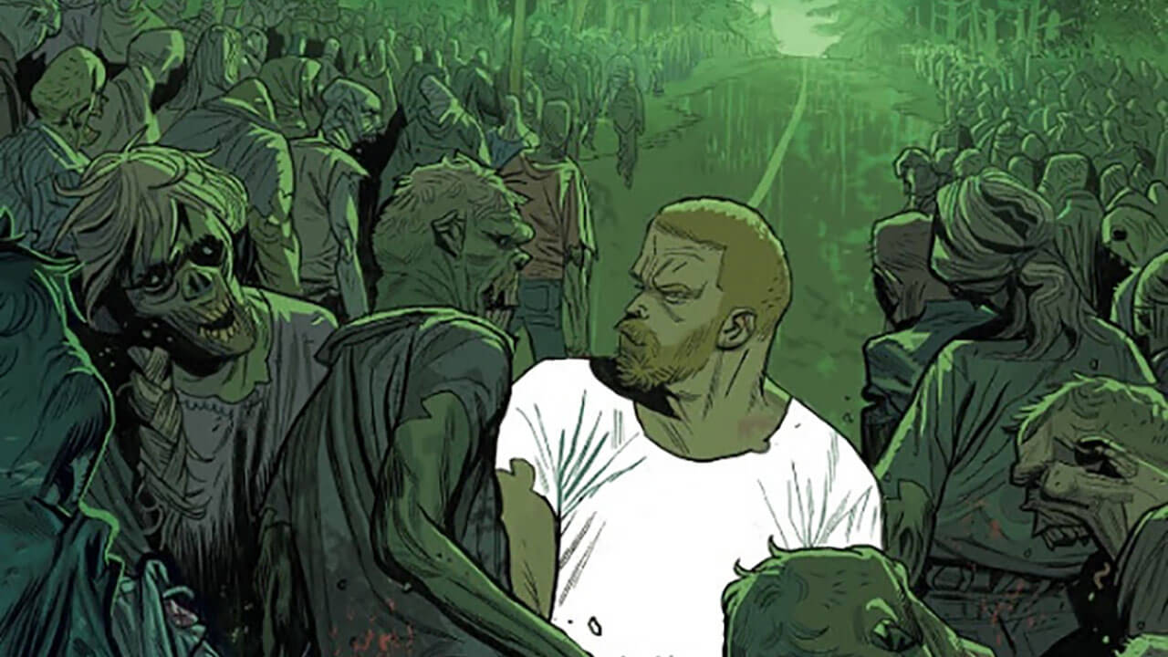 Skybound Taps Lorenzo De Felici for Variant Covers
