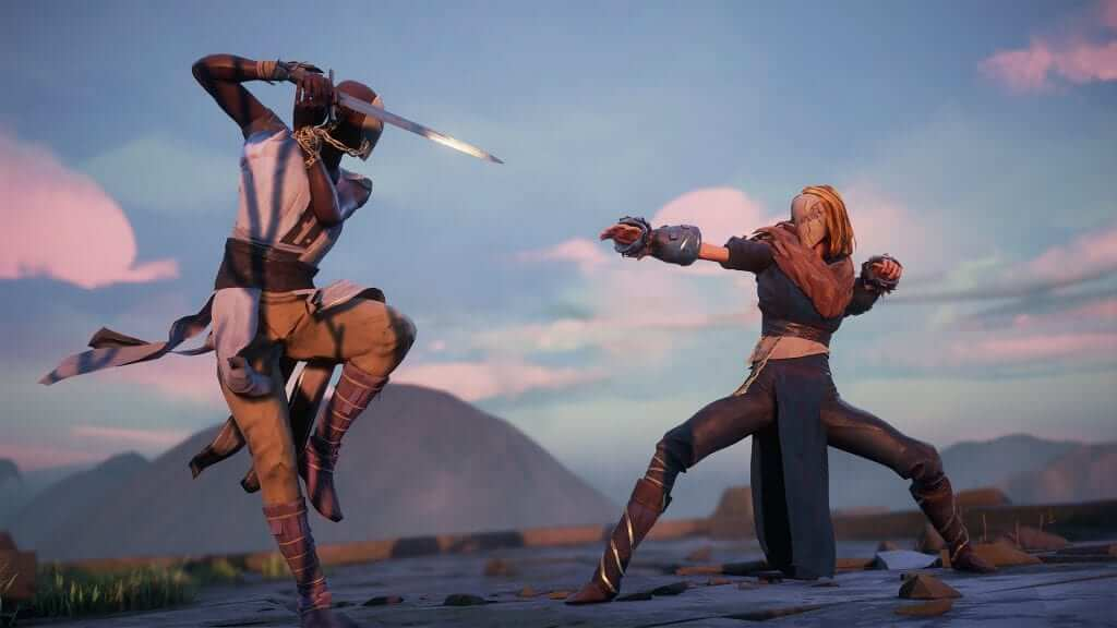 August Games: Absolver