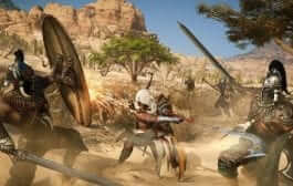 The New Assassin's Creed Trailer Shows Egypt at War