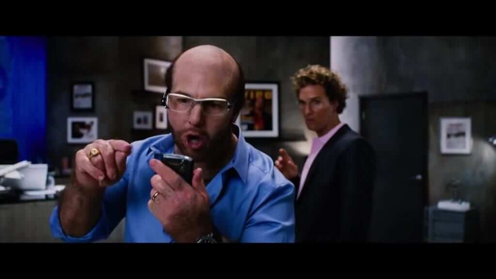 Tom Cruise Reveals How Tropic Thunder's Les Grossman Got so Gross
