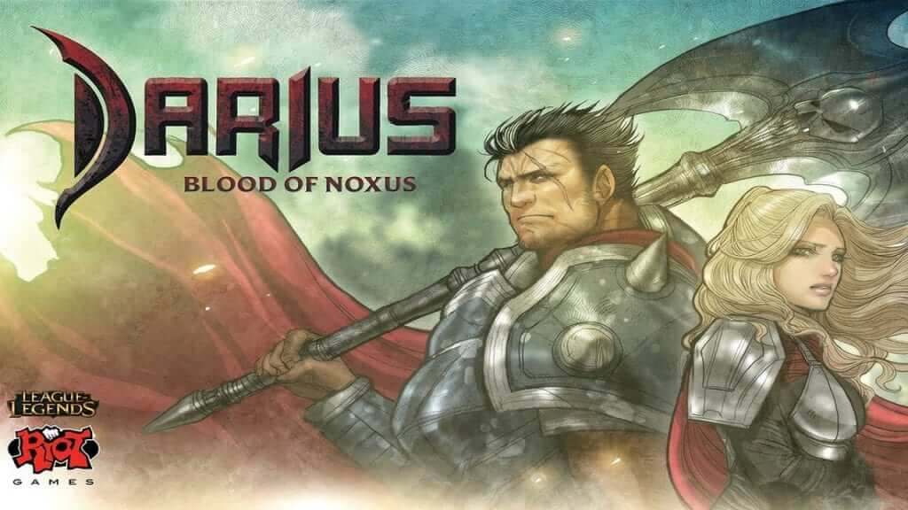 New League of Legends Comic About Darius Released
