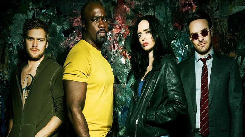 disney-defenders-daredevil-luke cage-jessica jones-iron fist-netflix