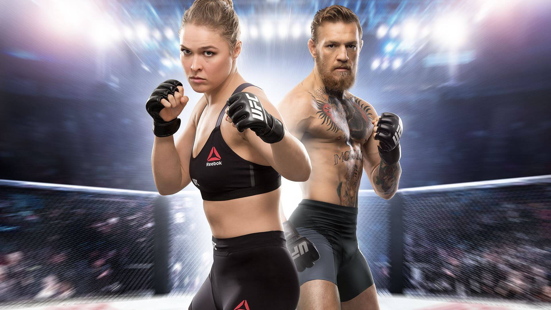 Xbox Live Gold Member Can Now Enter the Octagon for Free in UFC 2