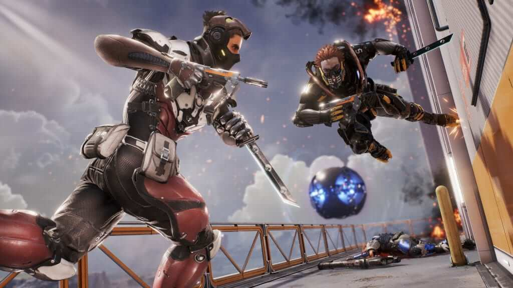 August Games: LawBreakers