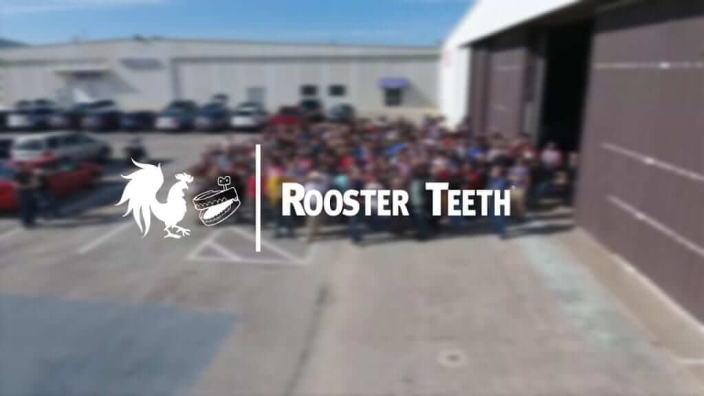 Rooster Teeth Begins Work on New Film