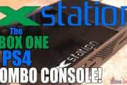 Modder Edward Zarick Creates Xbox One, PS4 Hybrid Called the XStation