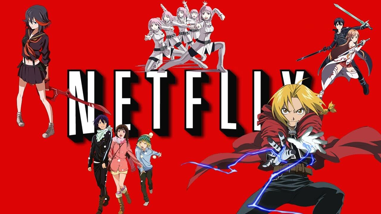 Netflix Reveals A New Slate Of Anime Content