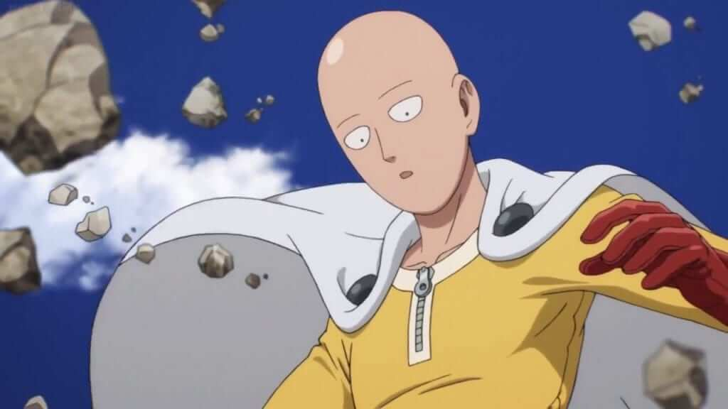 Saitama May Meet His Match in One Punch Man Season 2