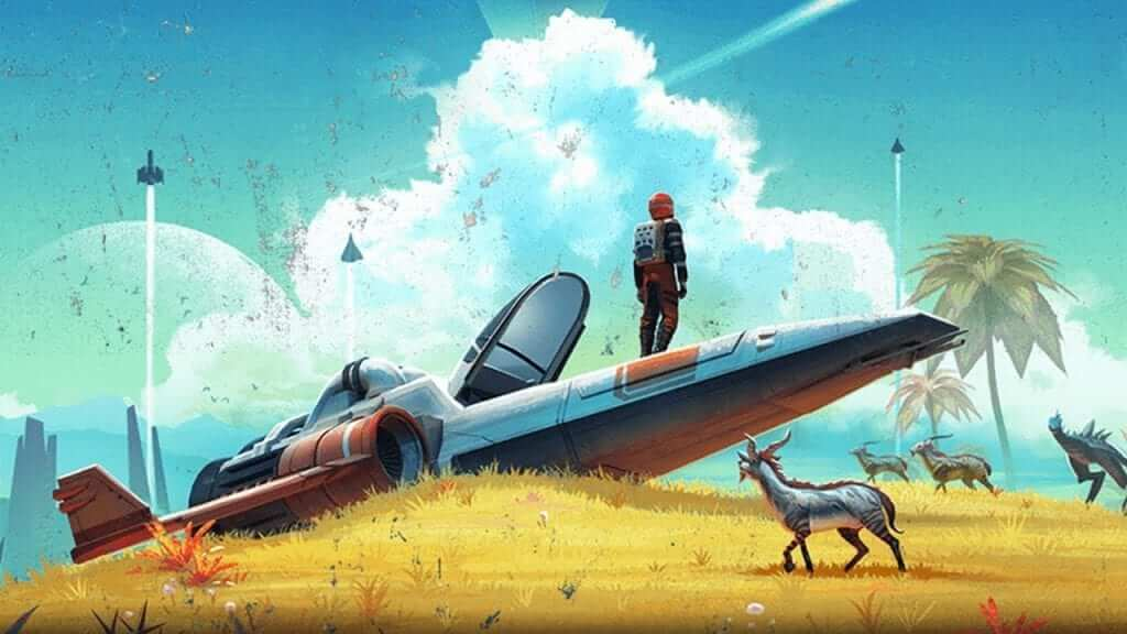 No Man's Sky Just Got An Enormous Update Titled Atlas Rises