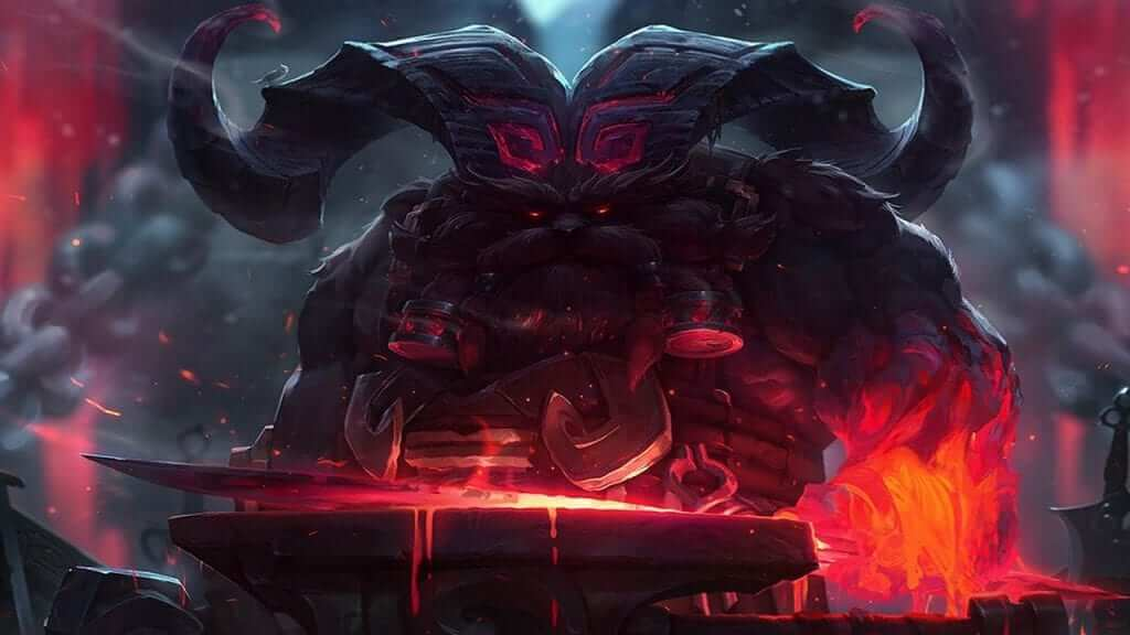 Ornn, The Fire Below The Mountain, Will Be A Universal Champion