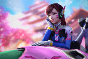 D.Va Nerfs Her Defense Matrix To Receive New Ability