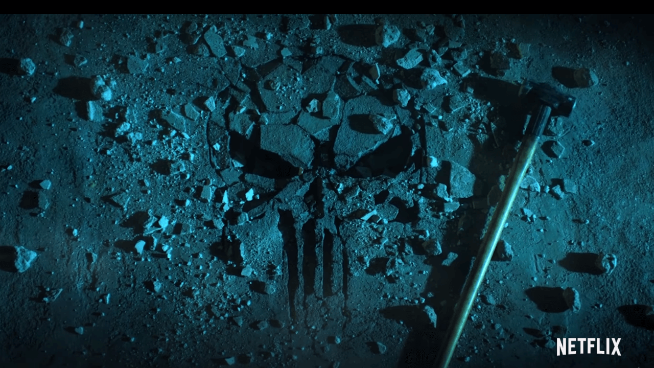The Devil is Coming to Collect in The Punisher Teaser