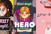 Jesse Sanchez Returns this Fall in Street Angel: Superhero for a Day