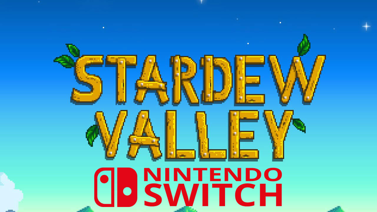 The Stardew Valley Switch Port Could Be Released in a Few Weeks