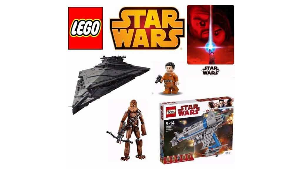 LEGO Reveals Star Wars: The Last Jedi Products for Force Friday