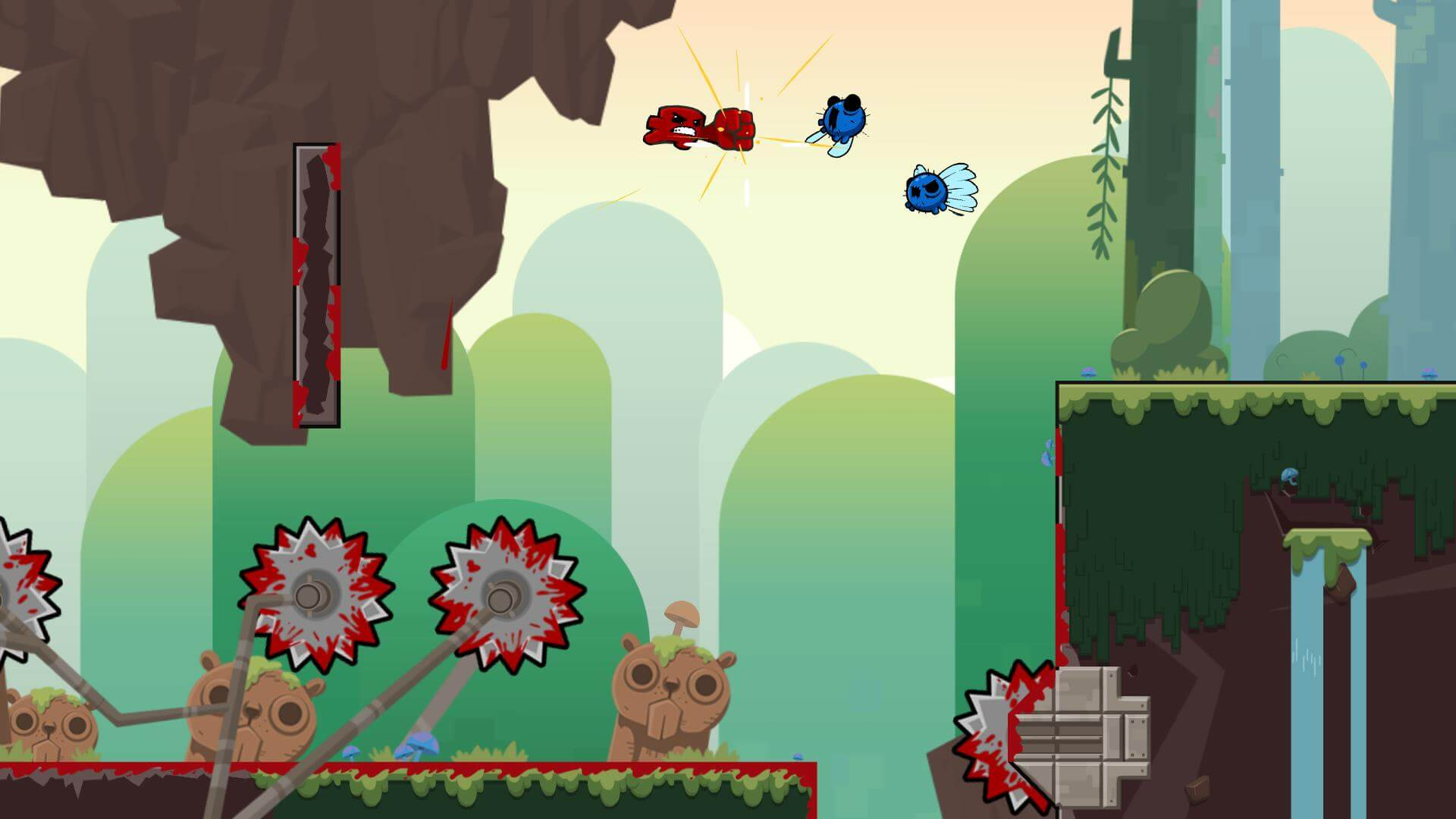 Super Meat Boy Forever Will be a Timed Exclusive for the Nintendo Switch