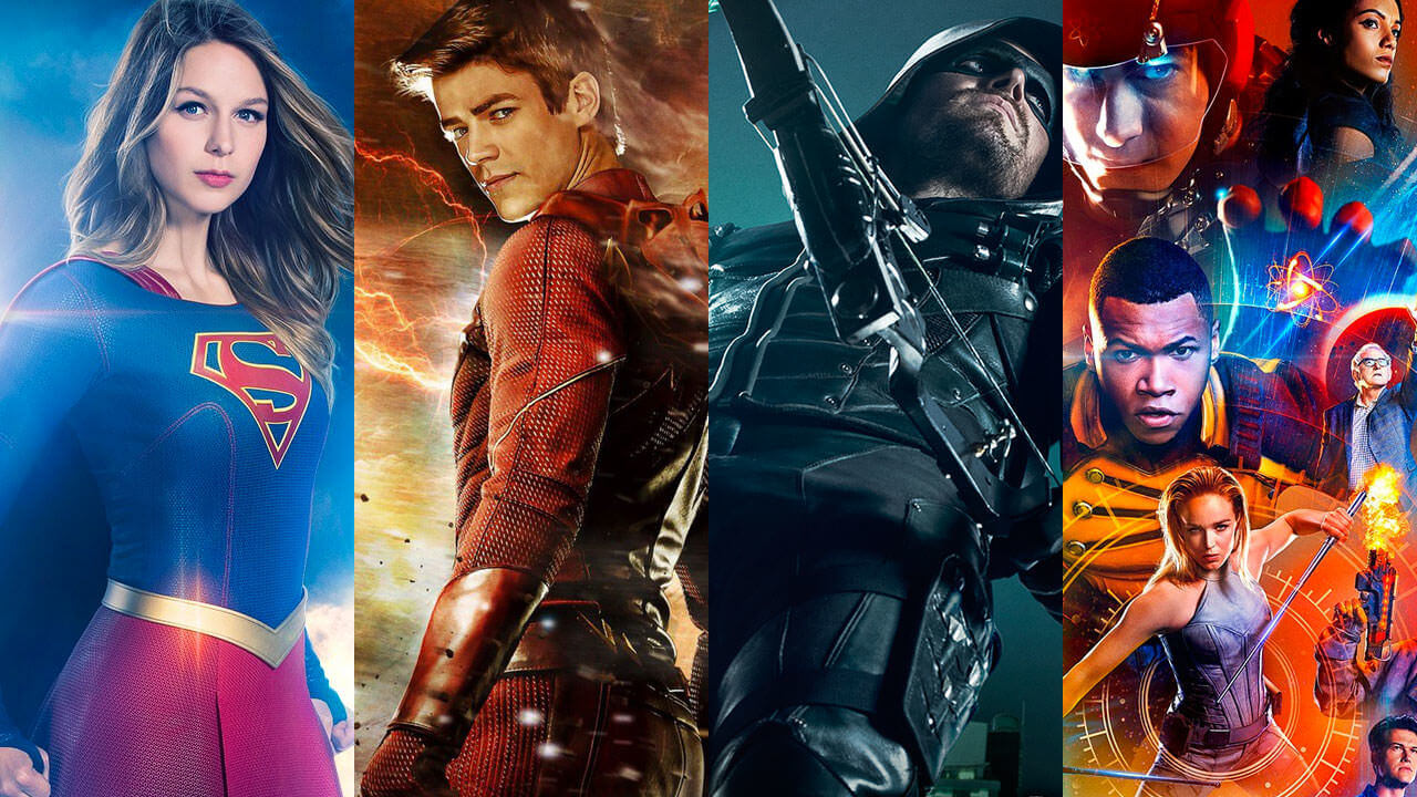 The Next Arrowverse Crossover Release Date and Details