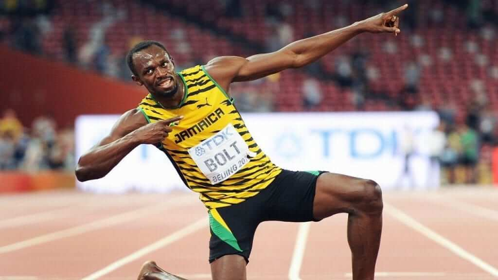 Is Usain Bolt A Soccer Player? PES 2018 Says Yes With Pre-Order
