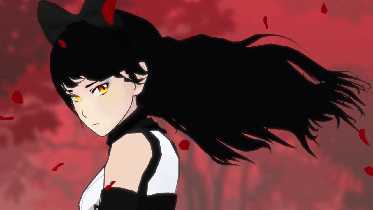 See the Heartbreaking New RWBY Character Short For Blake