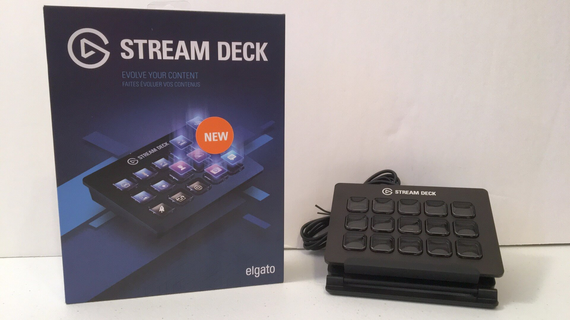 Elgato Stream Deck:  A Great Tool for Streamers - Review