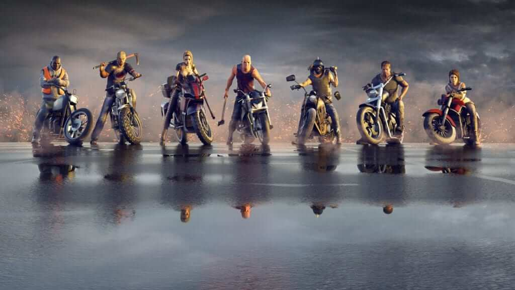 Motorcycle Mayhem Game Road Rage Will Release This October