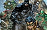 Batman/Teenage Mutant Ninja Turtles to Team Up Again this December
