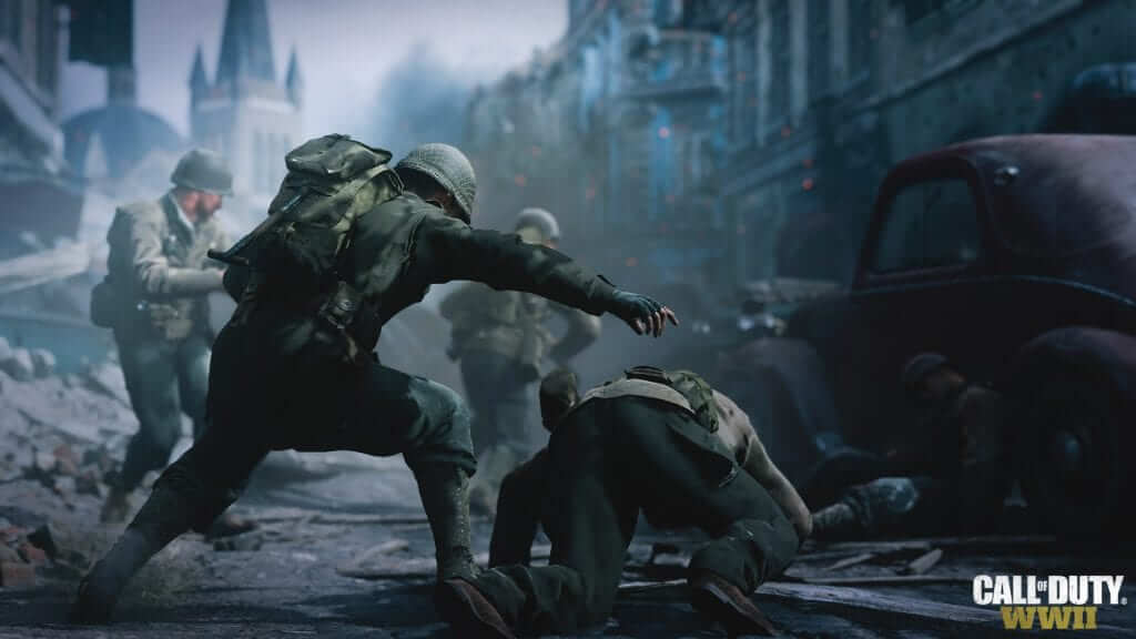 Call of Duty: WWII Dev on the Possibility of Playing as Nazi in Campaign