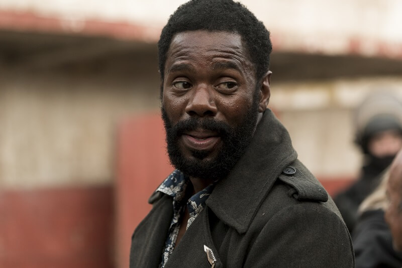 Colman Domingo as Victor Strand - Fear the Walking Dead