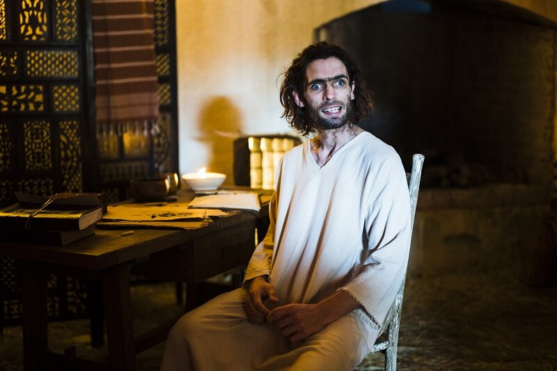 Tyson Ritter as Jesus Christ/Humperdoo- Preacher _ Season 2