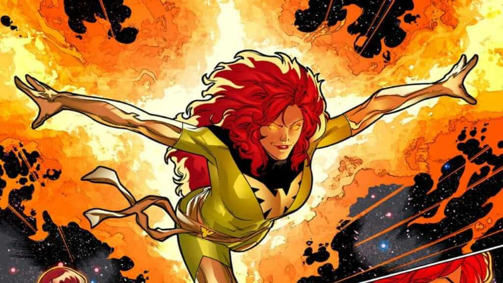 Jean Grey Returns From the Ashes After 13 Years