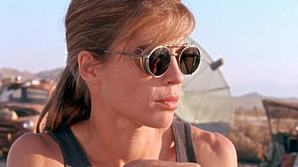 Linda Hamilton Returns To Terminator