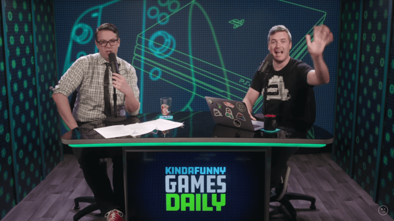 Danny O'Dwyer is Leaving Kinda Funny Games Daily