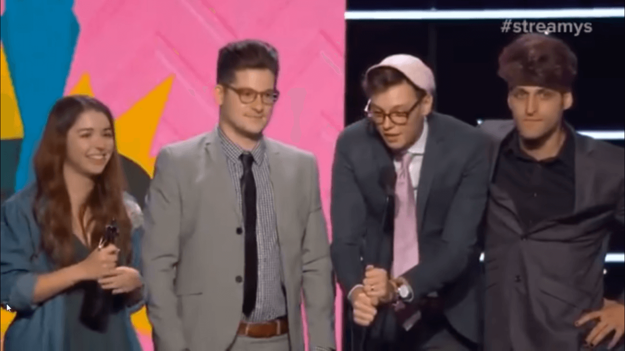 Sugar Pine 7 and The Dolan Twins Top the 2017 Streamy Awards