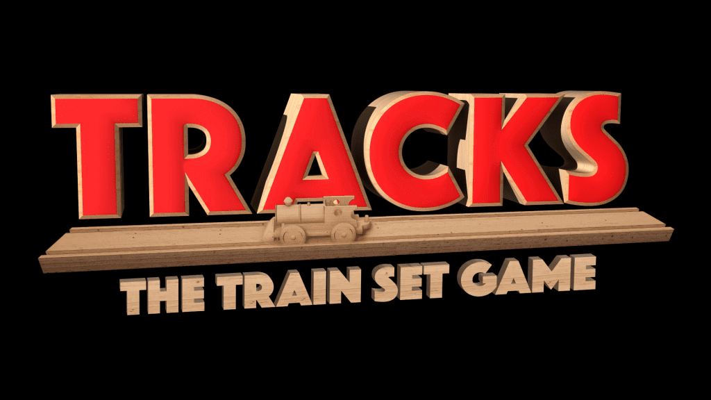 Tracks: An Adorable Wooden Train Sandbox Game Now in Early Access